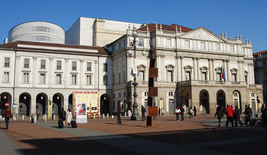 VISIT MILANO Theatre La Scala