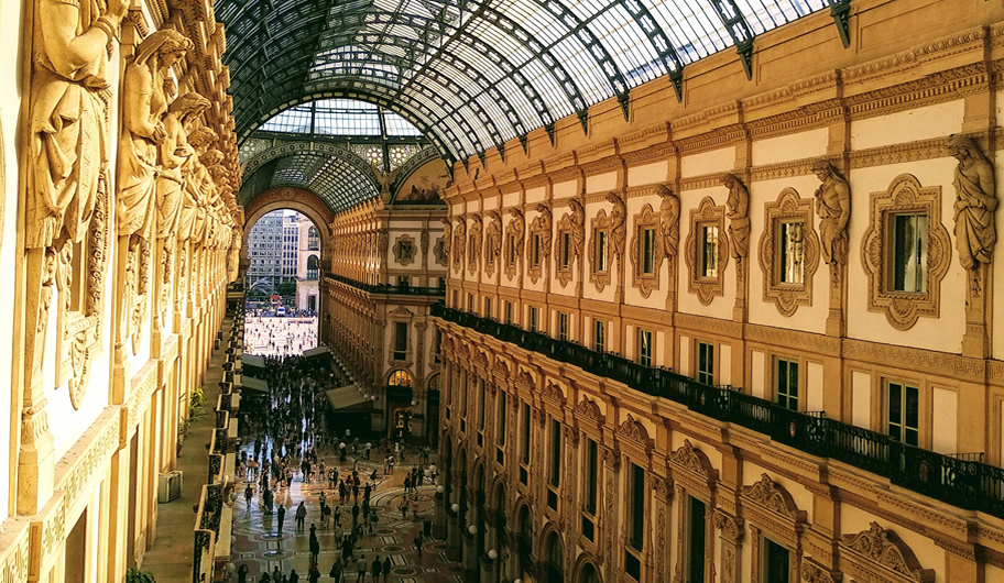 VISIT MILANO La Galleria