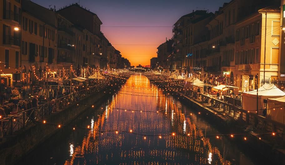 VISIT MILANO Water way - Navigli