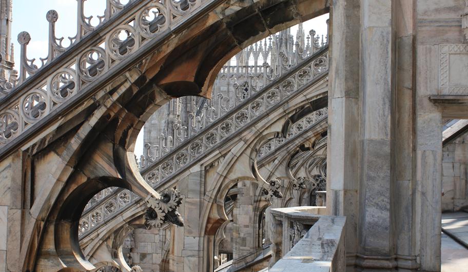 VISIT MILANO Guglie del Duomo