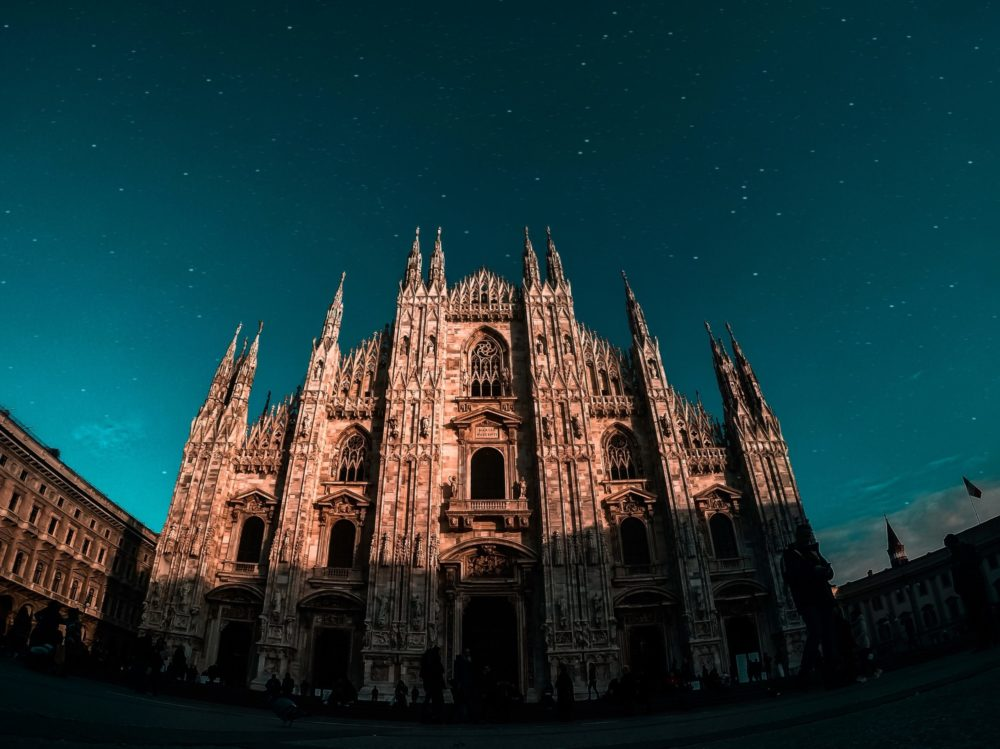 When Mark Twain Saw The Milan Cathedral For The First Time Visit Milano